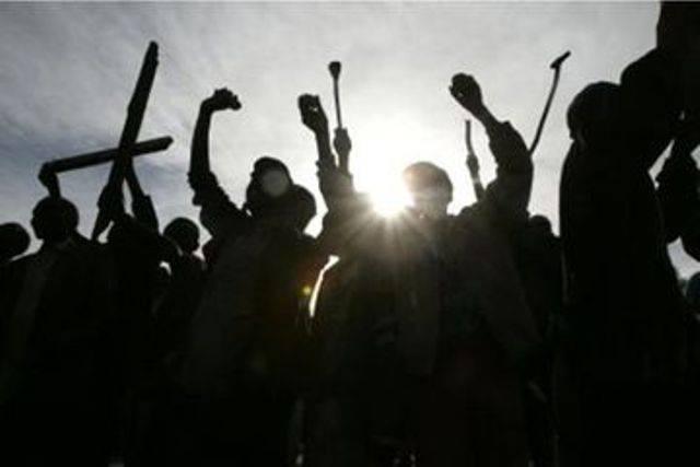Satu Orang Tewas , Bentrok Geng Motor dan Remaja Mesjid di Pasar VII Jalan Veteran Labuhan Deli