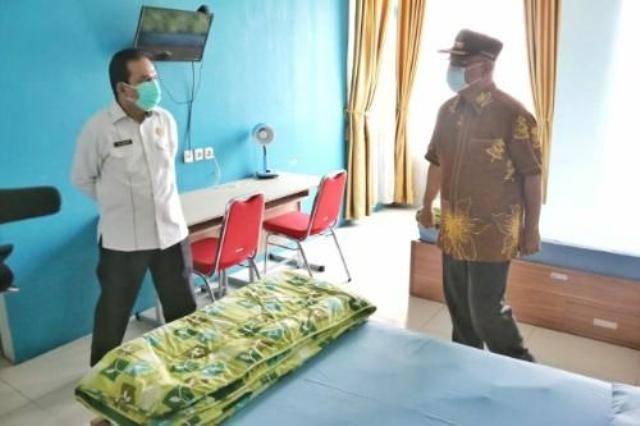 Mulai Kamis Hari Ini, Gedung P4TK Jadi Tempat Karantina Covid-19 di Medan