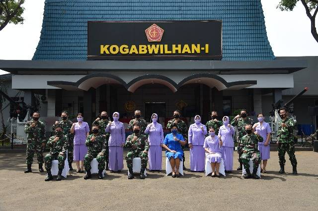 Kasal Berikan Exit Briefing kepada Prajurit Kogabwilhan I