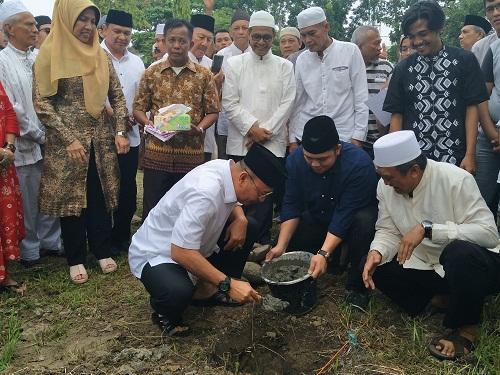 Walikota Medan Dukung Pembangunan Rumah Tahfiz Al Arif di Komplek Tasbi