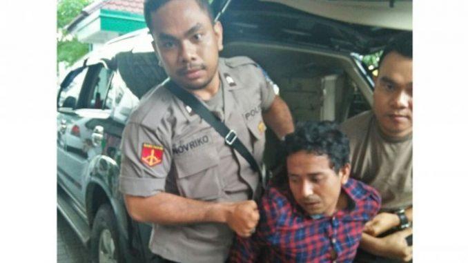 Asyik Kencan dengan Pacar di Kamar, DPO Kasus Narkoba Polres Binjai Kembali di Amankan