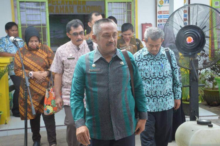 Kelurahan Gading, Wakili Tanjungbalai untuk Penilaian Kelurahan Terbaik di Provinsi Sumut