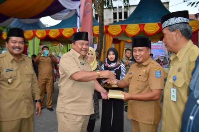 Walikota Sibolga Buka Langsung Festival Ramadhan Fair