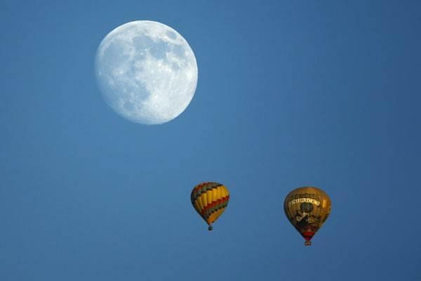 Balon Udara Membahayakan Penerbangan, AirNav Indonesia Terbitkan NOTAM