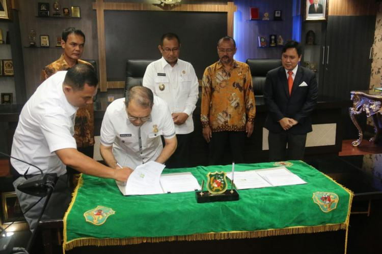 PD RPH Medan dan Perusahaan Malaysia Jalin Kerjasama Pengadaan Sapi