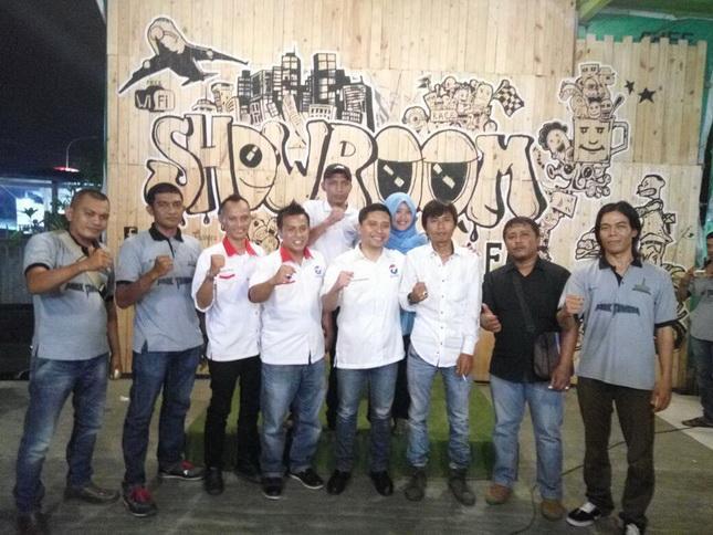 Ketua Perindo Deli Serdang Berbuka Puasa Bersama Komunitas Facebookers di Tanjung Morawa