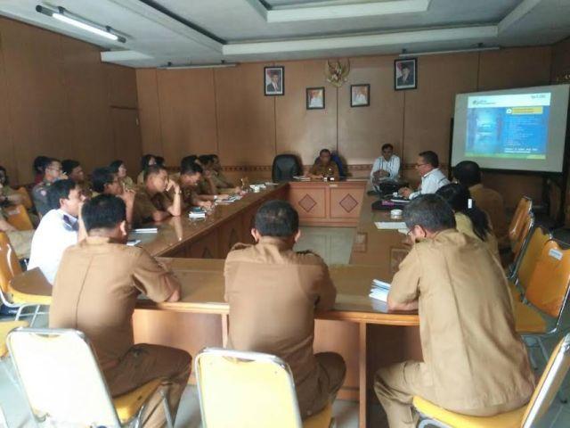 Pegawai Non PNS Kabupaten Dairi Ikut BPJS Ketenagakerjaan