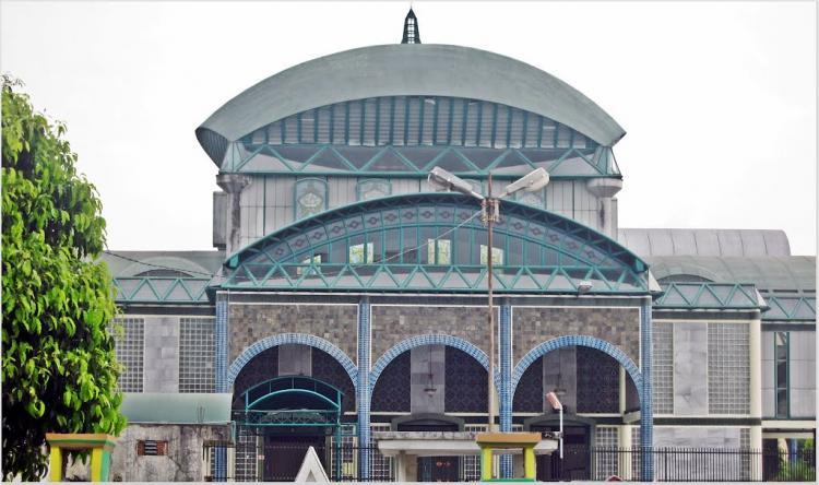Polisi Beri Penyuluhan Hukum Kamtibmas di Masjid Aceh Sepakat