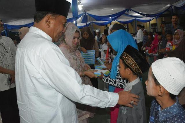 Bupati Deli Serdang : Pancarkan Spirit Ramadhan untuk Bangun Kebersamaan