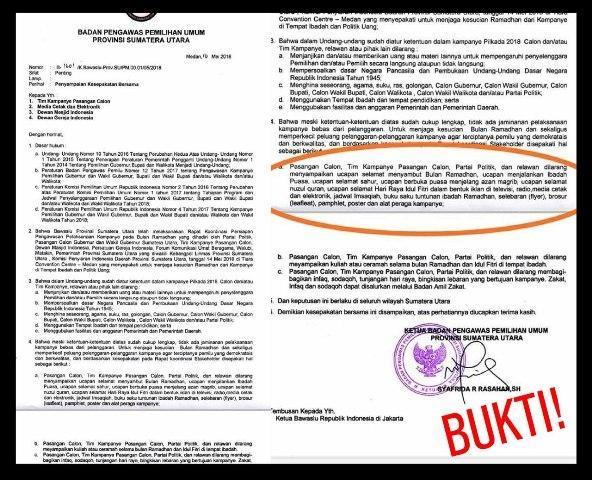 Kasus Dugaan Penistaan Agama, BKPRMI Minta 3 Anggota Komisioner Bawaslu Dijadikan Tersangka