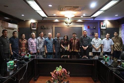 DPRD Batubara Pelajari Penerapan Kurikulum Muatan Lokal di Medan