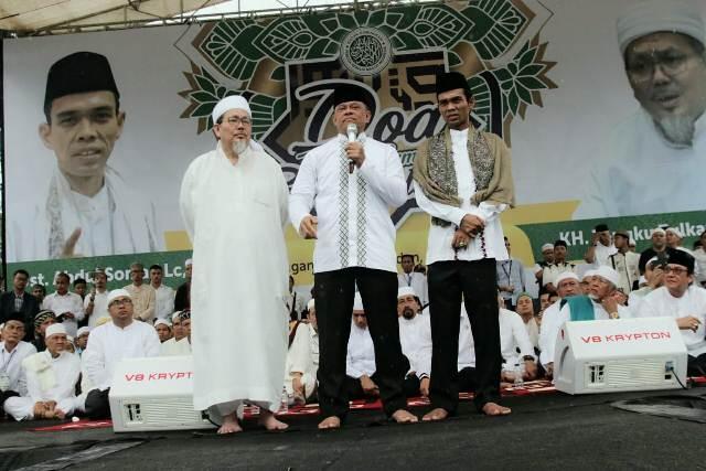 Gatot Nurmantyo Sebut Memilih Pemimpin dari Luar Daerah Penghinaan Bagi Sumut