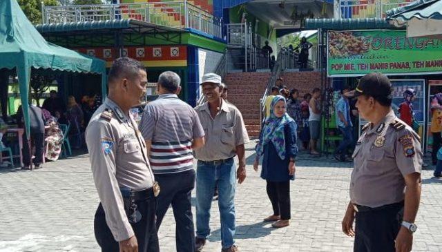 Polres Deliserdang Tingkatkan Pengamanan Objek Wisata