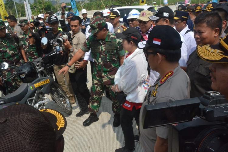 Panglima TNI: Tempat Rawan Bagi Pemudik Agar Ditempatkan Fasilitas ICU