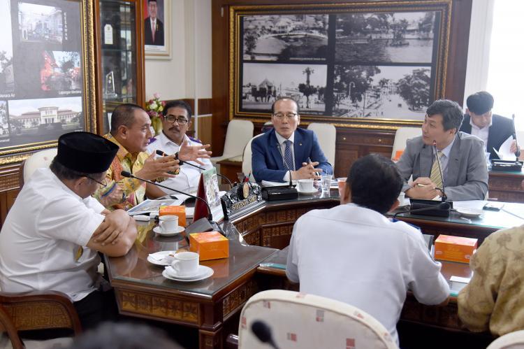 Pembangunan LRT Medan-Binjai-Deli Serdang-Karo Direncanakan Mulai Tahun Depan