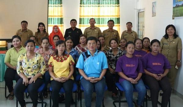 Pemkab Samosir Gelar Pelatihan dan Pembinaan Pengembangan Pangan Lokal