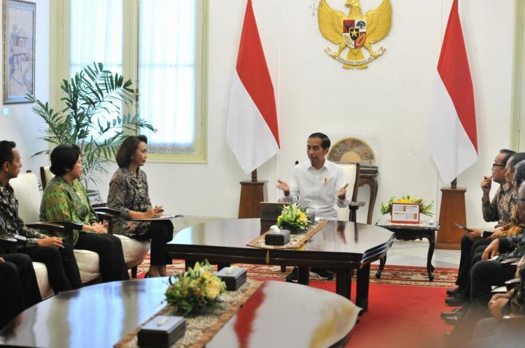 Presiden Jokowi Serahkan Sepenuhnya Penjaringan Calon Pimpinan KPK ke Pansel