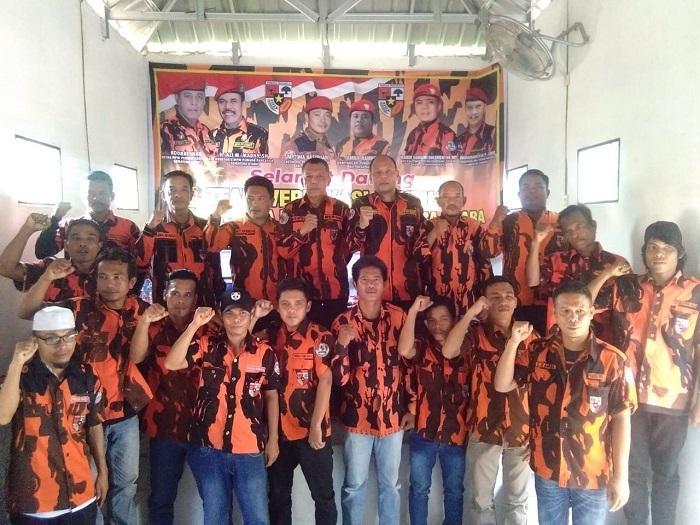 MPW Pemuda Pancasila Sumut Lakukan Verifikasi Faktual ke PAC Bilah Barat