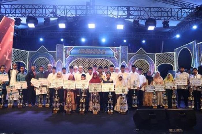 Festival Ramadhan Fair XVI Tahun 2019 Resmi Ditutup Walikota Medan
