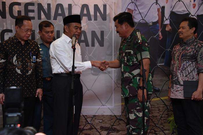 Panglima TNI Dukung Program PLS Kemendikbud RI