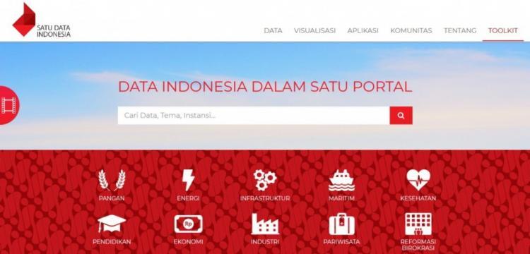 Presiden Jokowi Tandatangani Perpres tentang Satu Data Indonesia