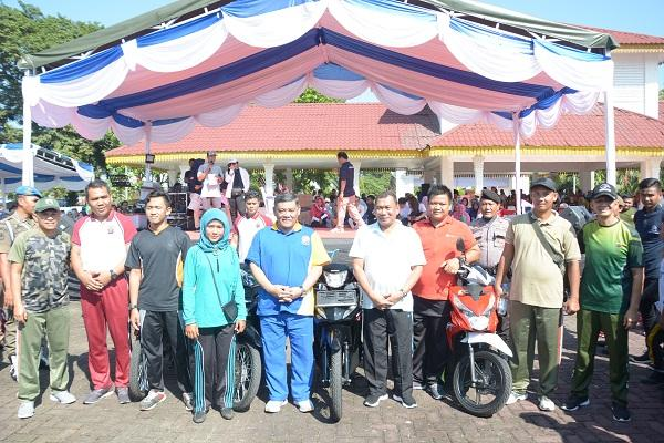 Sambut HUT ke-73 Kabupaten Deli Serdang, Pemkab Gelar Berbagai Kegiatan
