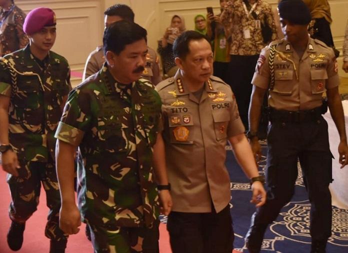 Panglima TNI Hadiri Peringatan Hari Anti Narkotika Internasional 2019
