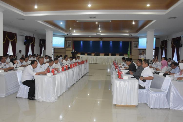 Pimpinan dan Anggota Tim III DPRD Provinsi Sumut Kunker ke Deli Serdang