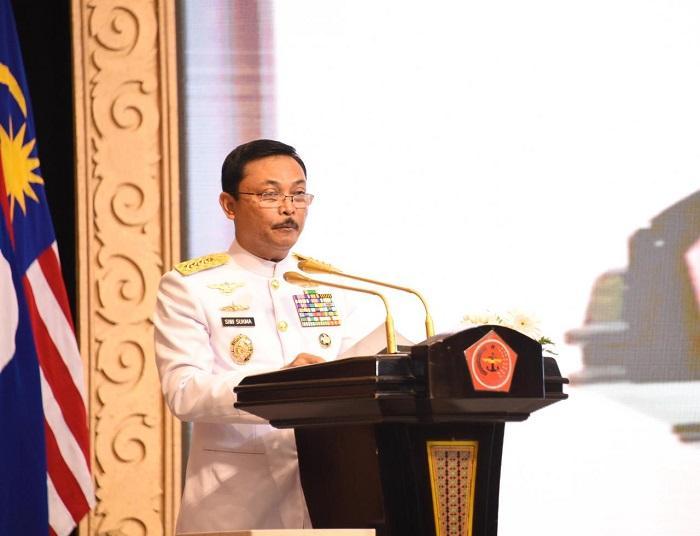 Pembukaan Konferensi Internasional ICRC 2019, Kasal TNI Berikan Sambutan