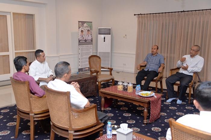 Kampus UISU Audiensi Soal Pembangunan RS, Wagub Sumut: Kedepankan Pelayanan daripada Bisnis