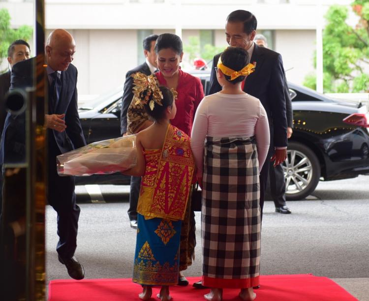Presiden Jokowi Akan Bertemu Presiden Korsel dan Presiden RRT