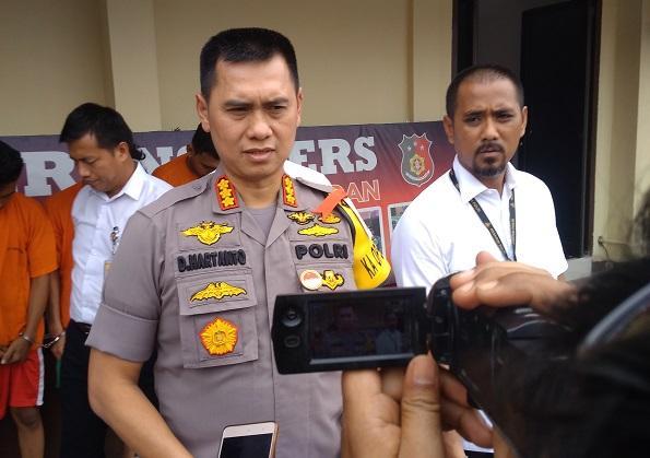 Redam Angka Kriminalitas, Polrestabes Medan Sebarkan 1.405 Pasukan Terlatih