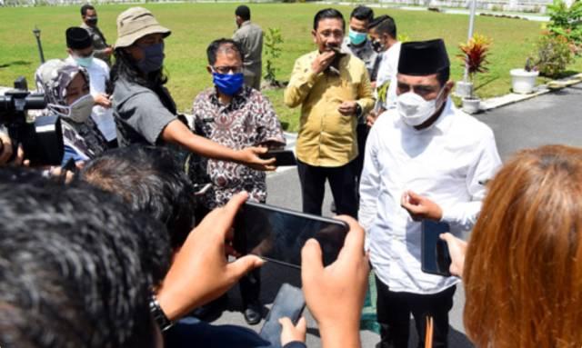 Gubernur Sumut: Draf New Normal Rampung Dikaji dan Segera Dikirim ke Pusat
