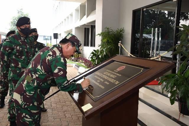 Panglima TNI Resmikan Markas Komando Koopssus TNI