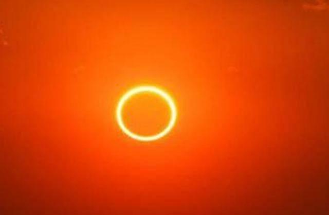 Ini Waktu Gerhana Matahari Cincin Dapat Dilihat di Wilayah Sumut Pada Minggu Mendatang