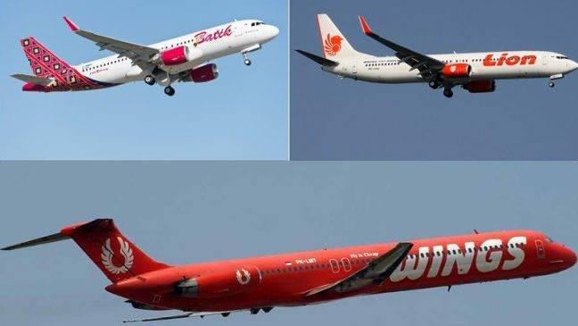 Lion Air Group Siap Beroperasi Kembali Mulai 1 Juni 2020, Armada Lion Air, Wings Air, Batik Air Berikan Syarat Ini untuk Penumpang