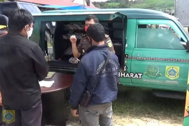 Tingkatkan Pelayanan ke Masyarakat, Kejari Dairi Sediakan Mobil Layanan Keliling di Pakpak Bharat