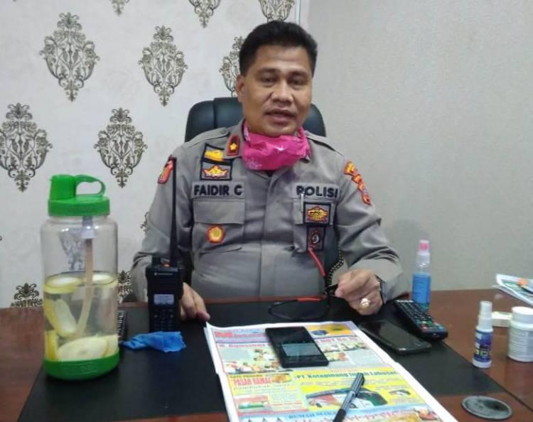 Kapolsek Medan Area Imbau Warga Tetap Ikuti Protokol Kesehatan
