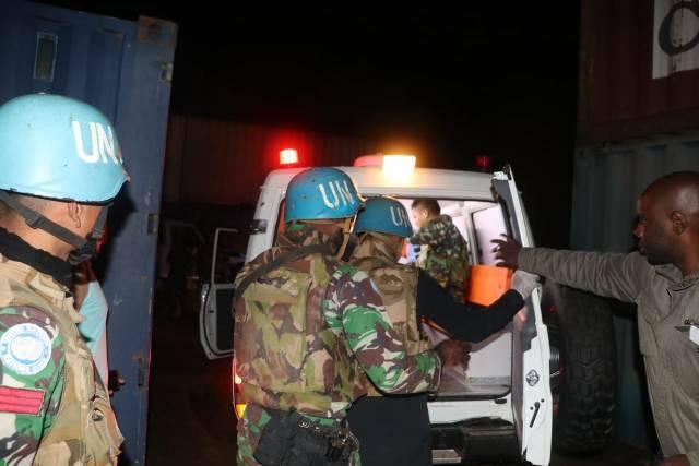 Diserang Kelompok Bersenjata, Prajurit TNI Gugur Saat Jalani Tugas Misi Perdamaian PBB di Kongo