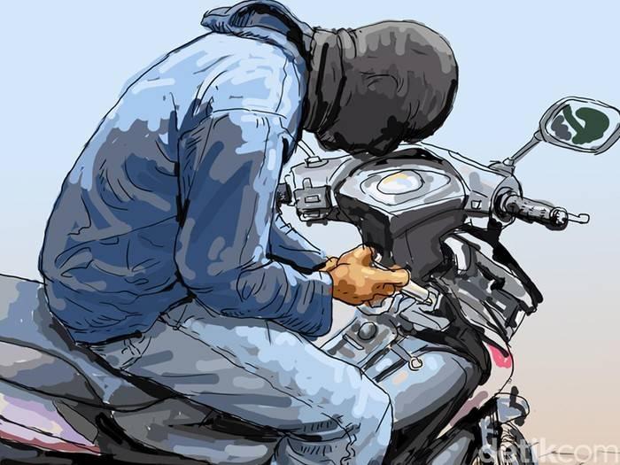 Kawasan Jalan Sei Mencirim Sunggal Rawan Curanmor, Warga Mengeluh: Dalam Sebulan 6 Unit Sepeda Motor Hilang