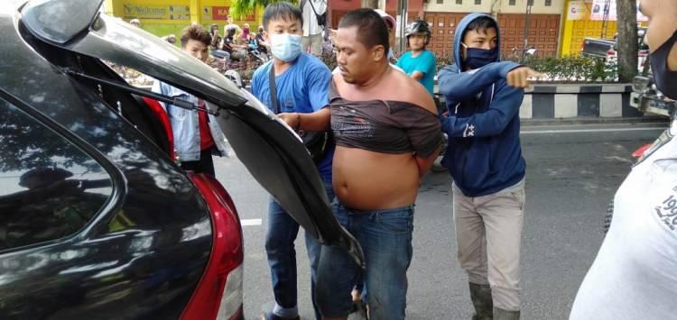 Bekas Tahanan Asimilasi Diringkus Jajaran Polresta Deli Serdang