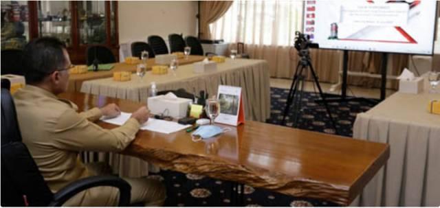 KPK dan OJK Mulai Sasar Bank Daerah, Wagubsu Musa Rajekshah Optimis Bank Sumut Jadi Stimulus Kebangkitan Perekonomian Daerah