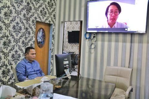 Evaluasi Penerapan Aplikasi SP4N Lapor, USAID CEGAH Wawancara Bersama Kadis Kominfo Kota Medan