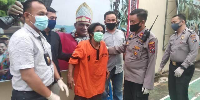 Bobol Rumah Warga di Medan Perjuangan, Wawan Keling Diringkus Polsek Medan Timur