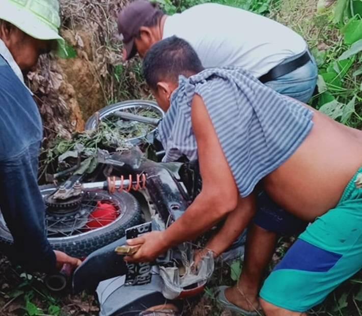 Diduga Mabuk, Pengendara Sepeda Motor Ditemukan Tewas di Deli Serdang