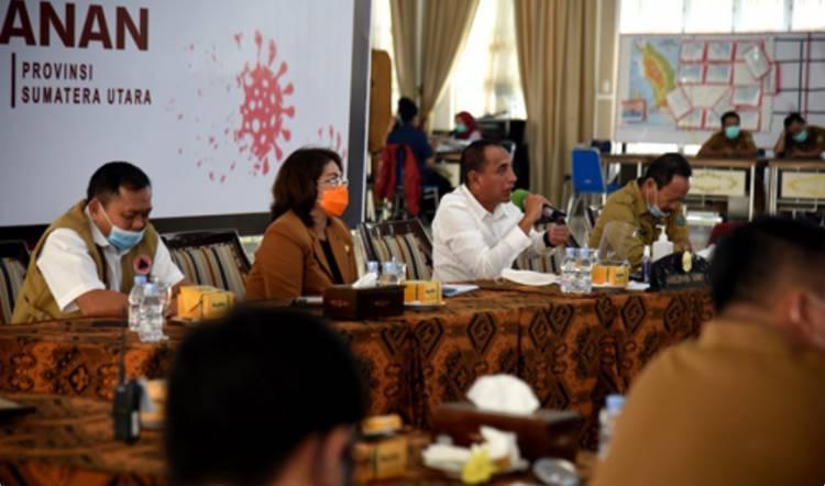 Gubernur Edy Rahmayadi Sampaikan Upaya Pemulihan Pariwisata di Sumut