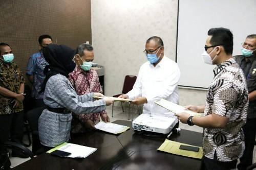 Mudahkan Masyarakat, DPMPTSP Kota Medan Buka Layanan Perizinan Secara Online