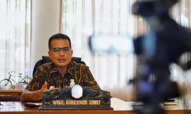 New Normal, Wagub Sumut Musa Rajekshah Minta Masyarakat Disiplin Laksanakan Protokol Kesehatan