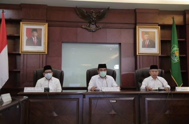 Keberangkatan Jemaah Haji 1441H Tahun Ini Dibatalkan
