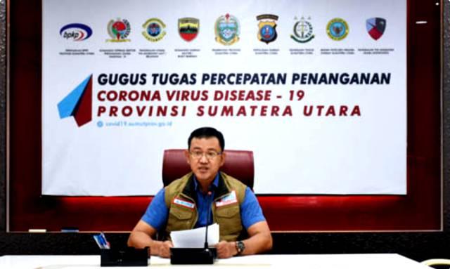 GTPP Covid-19 Sumut: Jumlah Pasien Sembuh Bertambah 18 Orang
